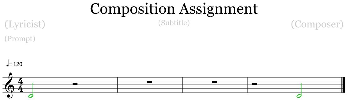 Music Notation User Guide Noteflight Music Notation Software